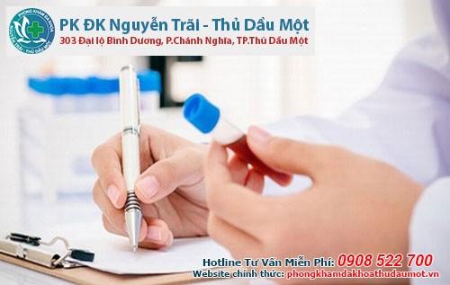 Đa khoa Nguyễn Trãi - Thủ Dầu Một - Địa chỉ phòng khám xét nghiệm beta hcg ở Bình Dương