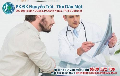 Phòng khám Đa khoa Nguyễn Trãi - Thủ Dầu Một điều trị yếu sinh lý