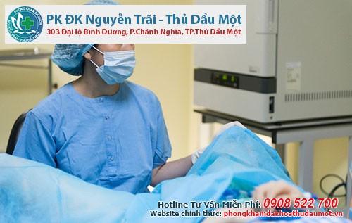 Đa khoa Nguyễn Trãi - Thủ Dầu Một - Đia chỉ phá thai an toàn ở An Phú Bình Dương