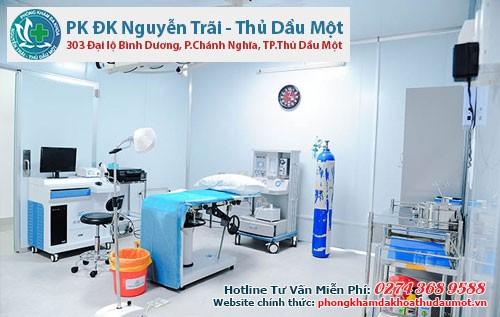 Phòng khám Đa khoa Nguyễn Trãi - Thủ Dầu Một điều trị bệnh xã hội hiệu quả