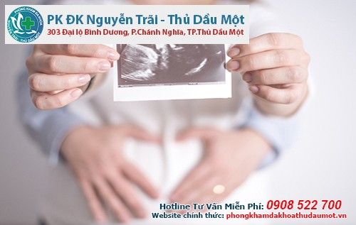 Địa điểm siêu âm thai tốt ở Thuận An Bình Dương