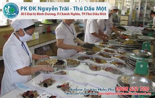 Phong kham chua benh y hoc co truyen binh duong nổi tiếng