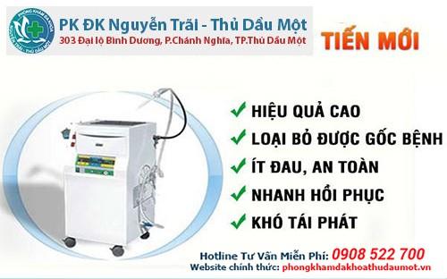 Phương pháp hỗ trợ điều trị ngứa vùng kín nữ hiệu quả tại Đa khoa Nguyễn Trãi - Thủ Dầu Một