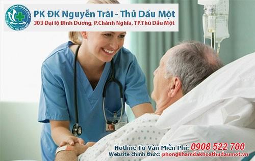 Các phòng khám khu vực bình dương có Dịch vụ điều dưỡng tốt giúp người bệnh an tâm chữa trị