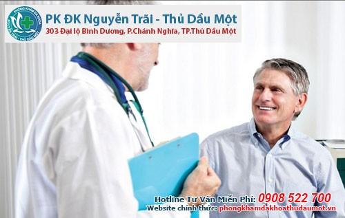 Nơi khám chữa bệnh viêm tuyến tiền liệt ở thành phố Hồ Chí Minh