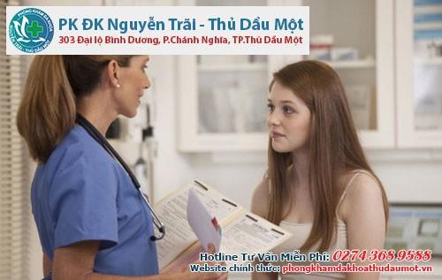 Phòng khám Đa khoa Thủ Dầu 1 là nơi chuyên các bệnh lý phụ khoa
