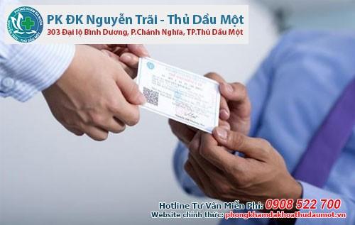 Phòng khám Phòng khám đa khoa Nguyễn Trãi - Thủ Dầu Một có áp dụng bao hiện y tế không?