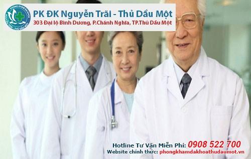 Ưu điểm khi đến khám bệnh tại Phòng khám Đa khoa Nguyễn Trãi - Thủ Dầu Một
