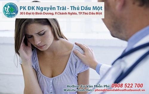 Phá thai  tại phòng khám Đa khoa Nguyễn Trãi - Thủ Dầu Một an toàn và kín đáo