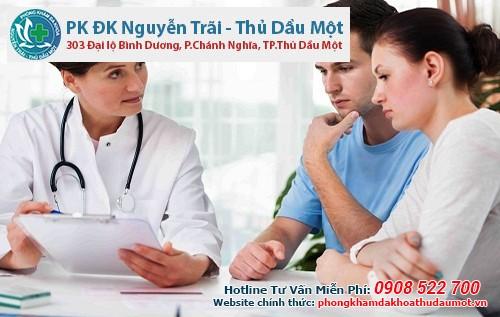Phòng khám Đa khoa Nguyễn Trãi - Thủ Dầu Một - Địa chỉ điều trị hiếm muộn hiệu quả ở Bình Dương