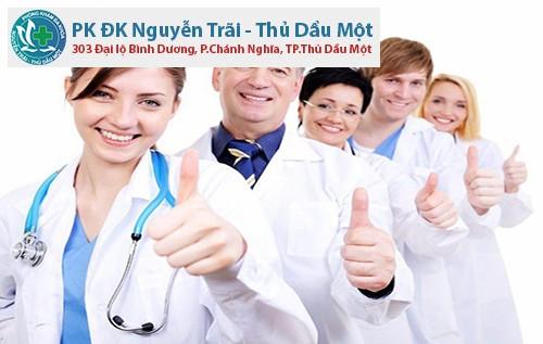 Phòng khám nam khoa ở thành phố Hồ Chí Minh