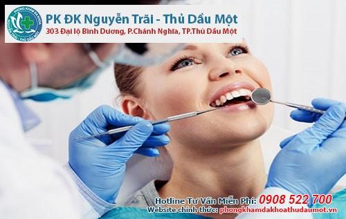 Phòng khám nha khoa răng uy tín Thủ Dầu Một Bình Dương