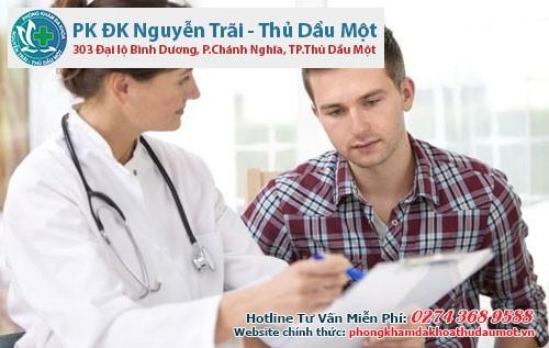 Phòng khám đa khoa Thủ Dầu Một địa chỉ y tế uy tín hàng đầu
