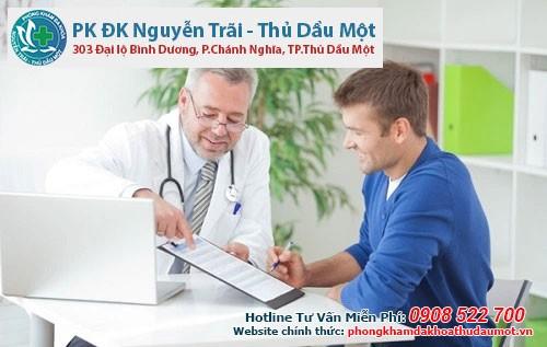 Phòng khám trị bệnh yếu sinh lý Thủ Dầu Một uy tín và chất lượng nhất