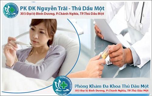Phá thai bằng thuốc an toàn tại phòng khám Đa khoa Nguyễn Trãi - Thủ Dầu Một