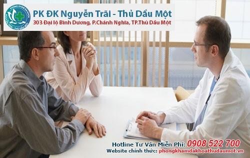Phòng khám Đa khoa Nguyễn Trãi - Thủ Dầu Một điều trị những mảng bệnh nào?