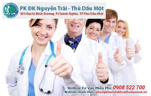 Thông tin về phòng khám Đa khoa Nguyễn Trãi - Thủ Dầu Một 303 Đại lộ Bình Dương