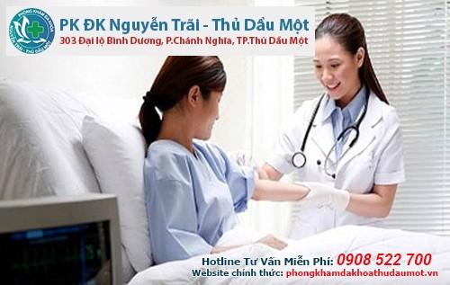 Đa khoa Nguyễn Trãi - Thủ Dầu Một phá nơi thai an toàn chất lượng và kín đáo cho chị em