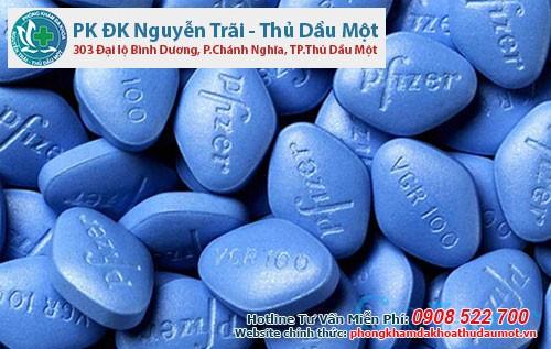 Thuốc Mictasol Bleu - Thuốc chữa viêm đường tiết niệu màu xanh