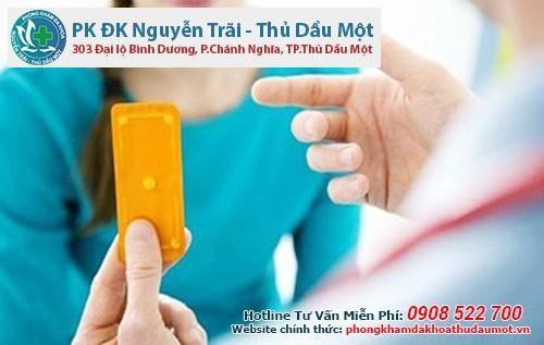 Phá thai bằng thuốc ngậm an toàn tại Đa khoa Nguyễn Trãi - Thủ Dầu Một