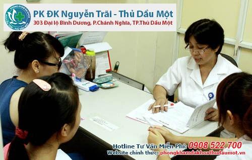Tiện ích của tổng đài tư vấn phá thai Đa khoa Nguyễn Trãi - Thủ Dầu Một