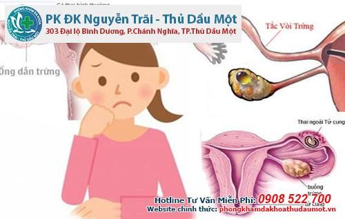 Viêm buồng trứng gây vô sinh ở nữ giới là sự thật?