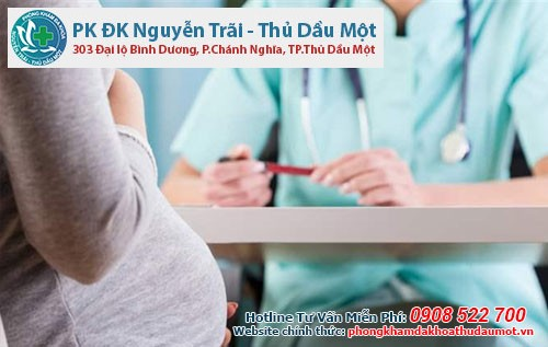 xét nghiệm máu khi mang thai o benh vien da khoa thu dau mot bao nhieu tien