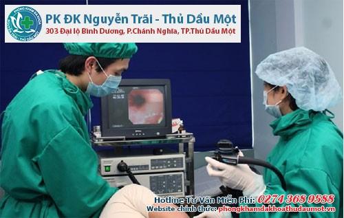 Quy trình cắt trĩ tại phòng khám Đa khoa Nguyễn Trãi - Thủ Dầu Một