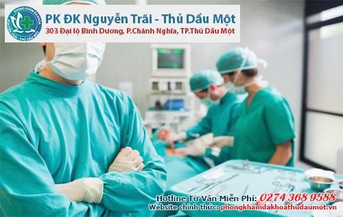 Phòng khám Nguyễn Trãi - Thủ Dầu Một là nơi ứng dụng điều trị bằng công nghệ PPH hàng đầu