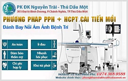 So sánh kỹ thuật cắt trĩ PPH và HCPT