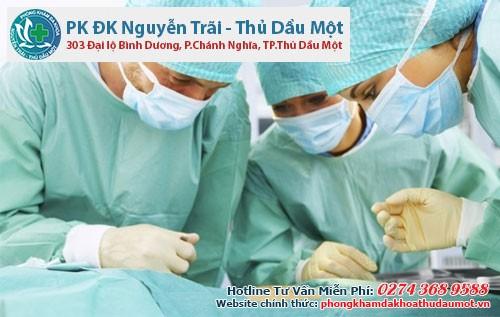 Kỹ thuật điều trị trĩ ngoại tắc mạch tại phòng khám Thủ Dầu 1