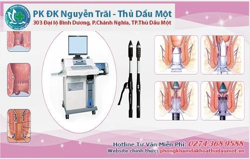 Điều trị bệnh trĩ nội khỏi ngay tại phòng khám Nguyễn Trãi - Thủ Dầu 1