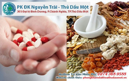 Thuốc trị bệnh trĩ nội có thể là thuốc Tây y hoặc Đông y