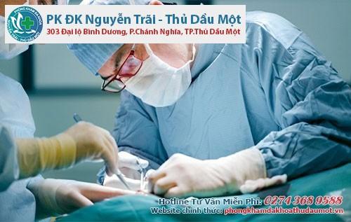 Đa khoa Thủ dầu 1 - chữa bệnh U xơ tuyến tiền liệt tốt