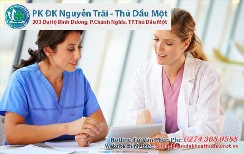 Đa khoa Nguyễn Trãi - Thủ Dầu 1 địa chỉ vá màng trinh an toàn