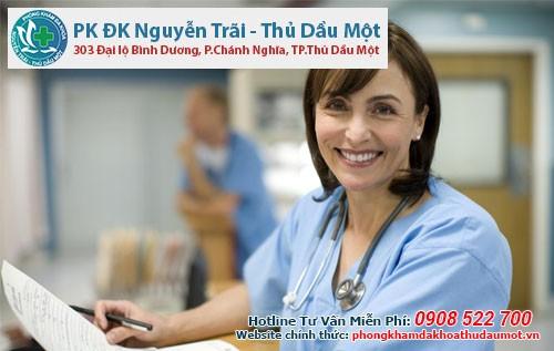 Đa khoa Nguyễn Trãi - Thủ Dầu Một - Nơi có dịch vụ vá màng trinh ở Bình Dương uy tín