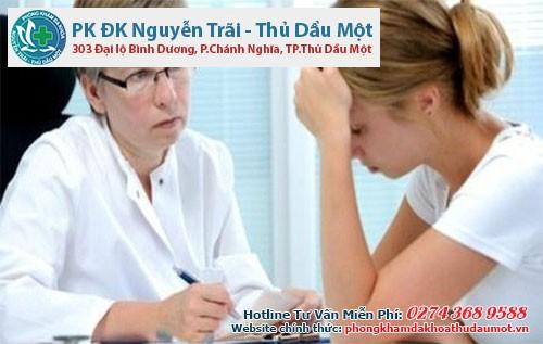 Điều trị viêm nhiễm phụ khoa tại cơ sở y tế uy tín đảm bảo hiệu quả