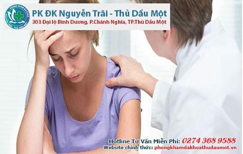 Thăm khám tại cơ sở y tế uy tín đảm bảo kết quả điều trị