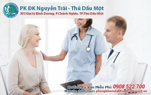 kham phu khoa tai