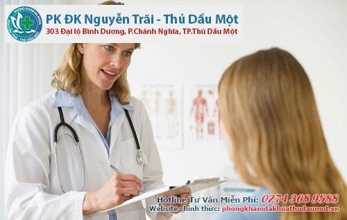 Điều trị viêm vùng kín phụ nữ sớm để bảo vệ sức khỏe sinh sản