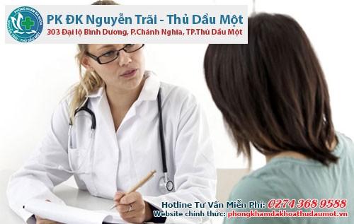 Đa khoa Thủ Dầu Một chính là sự lựa chọn điều trị viêm phần phụ
