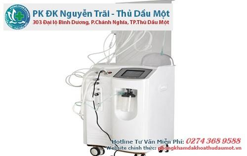 O3- Oxygen phương pháp chữa viêm vùng kín hiệu quả