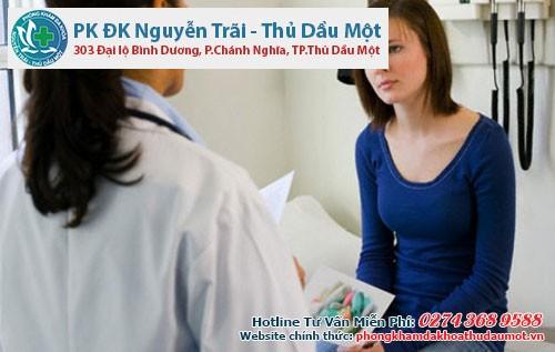 Bác sĩ sẽ tư vấn phương hướng điều trị