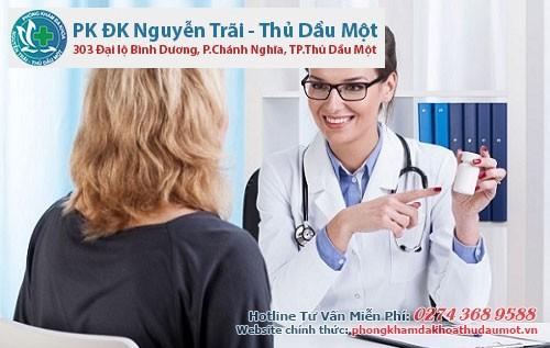 Điều trị viêm âm đạo ở phòng khám Đa khoa Nguyễn Trãi - Thủ Dầu Một