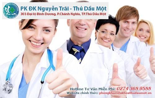 Địa chỉ khám chữa bệnh viêm bàng nam tại Bình Dương - Đồng Nai