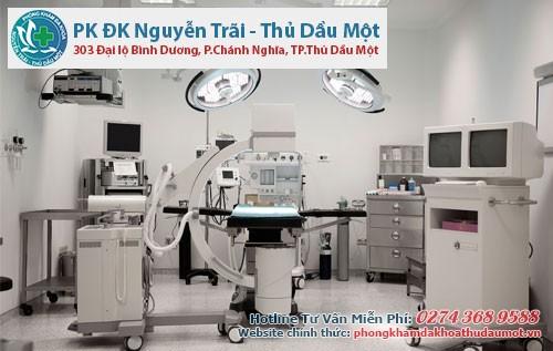Đa khoa Nguyễn Trãi - Thủ Dầu Một trang bị máy móc hiện đại, phòng khám đa khoa bạch đằng bình dương