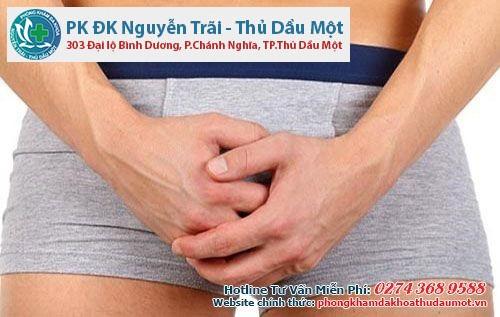 Hỗ trợ chữa viêm bao quy đầu nam giới nhanh bằng thuốc