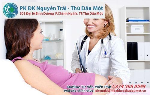 Bị viêm cổ tử cung vẫn có thể có thai bình thường