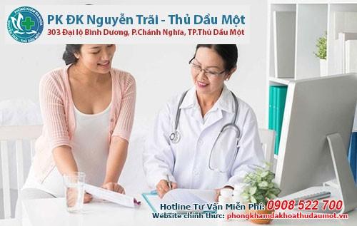 Đa khoa Nguyễn Trãi - Thủ Dầu một - bệnh viện chuyên khoa viêm đường tiết niệu nữ ở Bình Dương