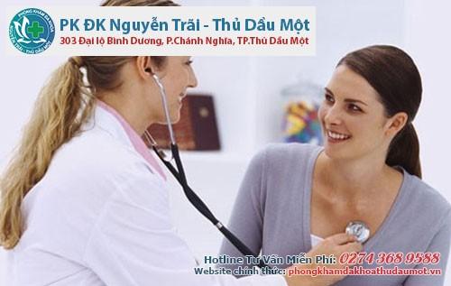Các bác sĩ Đa khoa Nguyễn Trãi - Thủ Dầu Một cùng chị em đẩy lùi bệnh viêm niệu đạo !
